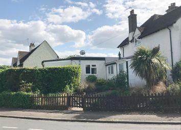 Thumbnail 2 bed bungalow for sale in 17A Barden Park Road, Tonbridge, Kent