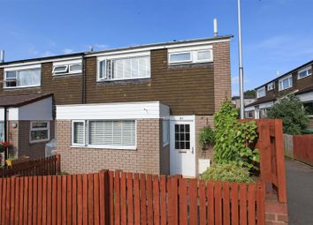 Thumbnail 3 bed terraced house for sale in Woodrows, Woodside, Telford