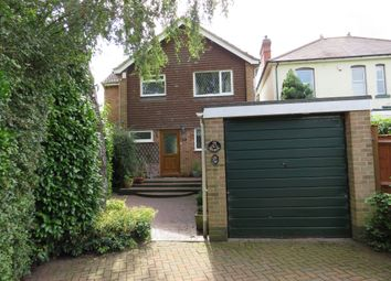 Thumbnail 3 bed detached house for sale in Rowley Lane, Littleover, Derby