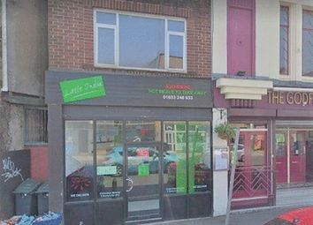 Thumbnail Commercial property for sale in Chepstow Road, Maindee, Newport