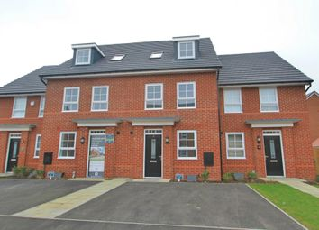 Thumbnail 3 bed mews house to rent in 6 Apple Tree Avenue, Imperial Park, Winnington, Northwich, Cheshire