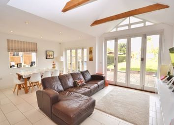 Thumbnail 4 bed semi-detached house for sale in Chearsley Road, Long Crendon, Aylesbury