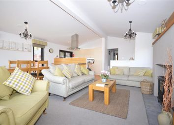 Thumbnail 2 bedroom detached bungalow for sale in Finlake Holiday Park, Chudleigh, Newton Abbot, Devon