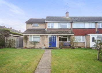 Thumbnail 4 bedroom semi-detached house for sale in Bullen Walk, Galleywood, Chelmsford