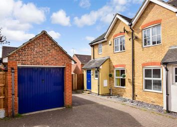 Thumbnail 3 bed semi-detached house for sale in Davidson Gardens, Wickford, Essex