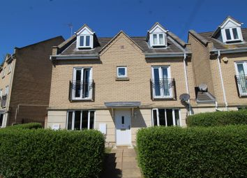 Thumbnail 4 bedroom link-detached house for sale in Thorley Crescent, Sugar Way, Peterborough