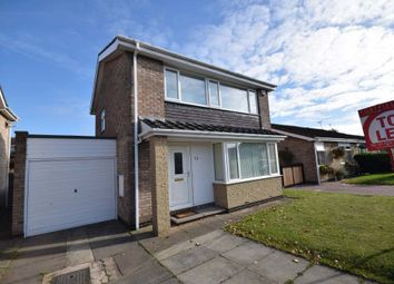 Thumbnail 3 bed detached house to rent in Lindrick Close, Bessacarr, Doncaster