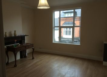 Thumbnail 2 bed maisonette to rent in High Street, Sileby, Loughborough