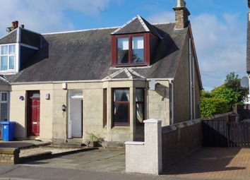 Thumbnail 2 bed semi-detached house for sale in 47 Dalry Road, Kilwinning