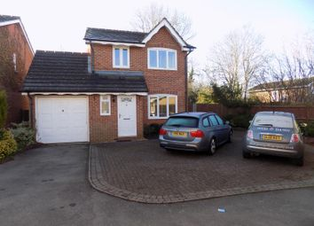 Thumbnail 3 bed detached house to rent in The Gardens, Tongham, Farnham, Surrey