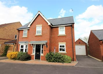 Thumbnail 4 bedroom detached house for sale in Tortworth Road, Swindon