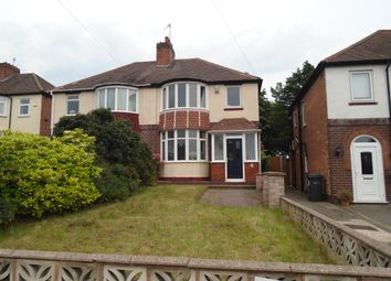 Thumbnail 3 bed semi-detached house to rent in Fairford Road, Birmingham