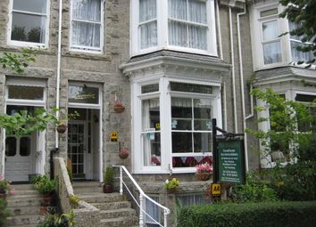 Thumbnail Hotel/guest house for sale in Alexandra Road, Penzance, Cornwall