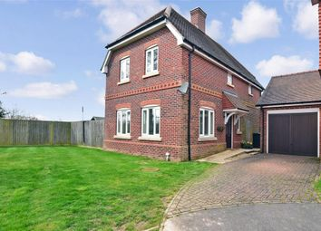 Thumbnail 3 bed detached house for sale in Hall Hurst Close, Loxwood, West Sussex