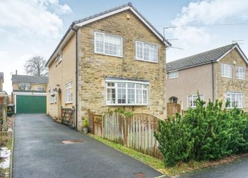 Thumbnail 4 bed detached house for sale in Ainsdale Grove, Bradford