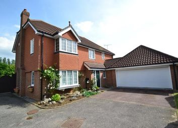 Thumbnail 4 bed detached house for sale in Sandon, Chelmsford, Essex