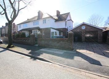 4 bed semi-detached house for sale in Chesterfield Road, Crosby, Liverpool L23