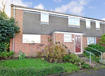 Thumbnail 3 bed end terrace house for sale in Rothbrook Drive, Kennington, Ashford, Kent