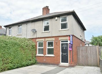 Thumbnail 2 bed semi-detached house for sale in Pennington Road, Leigh
