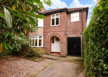 Thumbnail 4 bed semi-detached house for sale in Heslington Lane, York