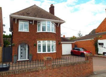 Thumbnail 3 bed detached house for sale in Queens Road, Wollaston, Northamptonshire