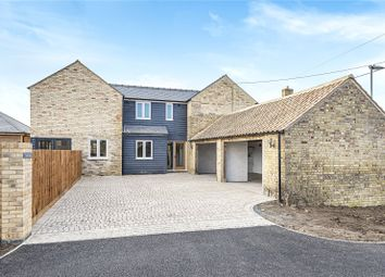 Thumbnail 4 bed detached house for sale in East Street, Colne, Huntingdon, Cambridgeshire