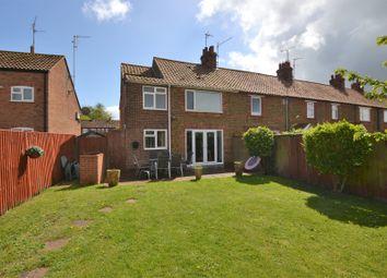 Thumbnail 4 bed end terrace house for sale in Southgate Lane, Snettisham, King's Lynn