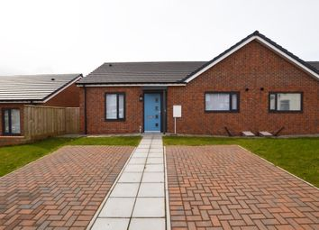 Thumbnail 2 bed semi-detached bungalow for sale in Bishops Court, Stanley, County Durham