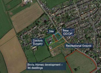 Thumbnail Land for sale in Land Off Gainsborough, Gainsborough, Milborne Port