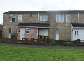 Thumbnail 1 bed end terrace house to rent in Dorking Walk, Corby