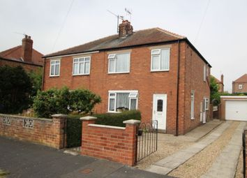 Thumbnail 3 bed semi-detached house for sale in Eastfield Road, Bridlington