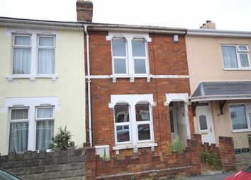 Thumbnail 2 bedroom terraced house for sale in Salisbury Street, Swindon Town Centre, Wiltshire