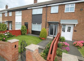 Thumbnail 3 bed terraced house to rent in Lime Crescent, Hartlepool