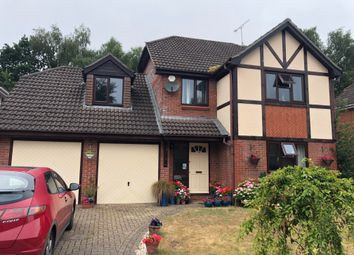 Thumbnail 5 bed detached house to rent in Bridleways, Verwood