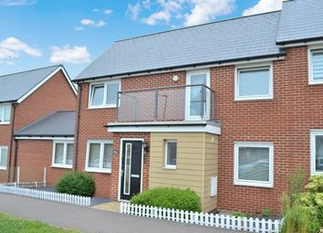 Thumbnail 3 bed terraced house for sale in Torkildsen Way, Harlow