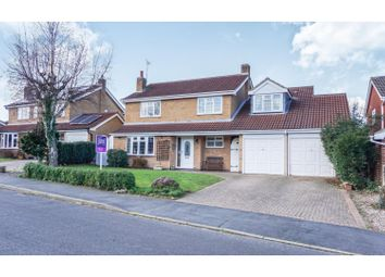 Thumbnail 4 bedroom detached house for sale in Huntingdon Drive, Derby