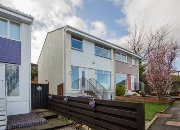 Thumbnail 3 bedroom semi-detached house for sale in 15 Aboyne Drive, Paisley