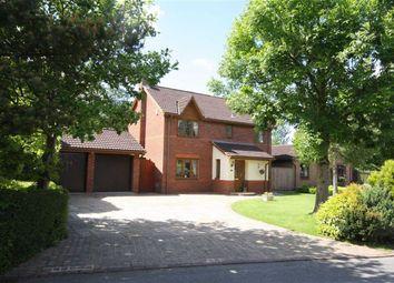 Thumbnail 4 bed detached house for sale in Clough Avenue, Walton-Le-Dale