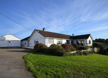 Thumbnail 4 bedroom detached bungalow for sale in Barkla Shop, St. Agnes