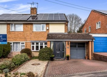 Thumbnail 3 bed semi-detached house for sale in Farmdown Road, Stafford