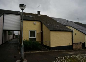 Thumbnail 3 bed end terrace house for sale in Garrell Way, Cumbernauld, Glasgow