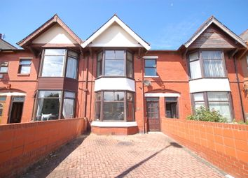 Thumbnail 4 bed terraced house for sale in Harrowside, Blackpool
