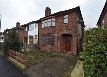 Thumbnail 3 bedroom property for sale in Sidney Road, Beeston