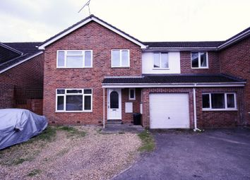 Thumbnail 4 bedroom semi-detached house for sale in Poplar Drive, Marchwood, Southampton