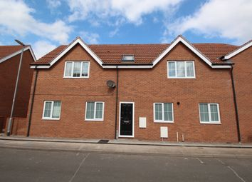 Thumbnail 2 bed flat for sale in Kingfisher Drive, Wombwell