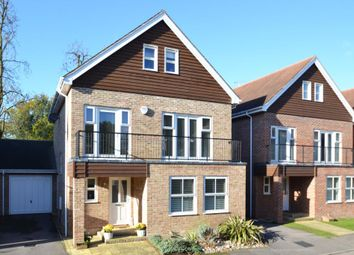 Thumbnail 5 bed detached house to rent in Pendenza, Cobham