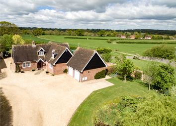 Thumbnail 4 bed detached house for sale in Higher Street, Okeford Fitzpaine, Blandford Forum