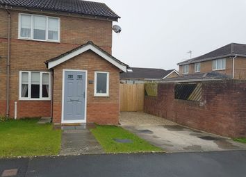 Thumbnail 2 bed semi-detached house for sale in Cornelius Close, South Cornelly