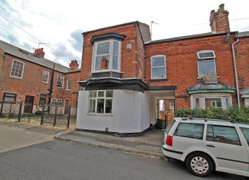 Thumbnail 4 bed terraced house for sale in Gawthorne Street, Basford, Nottingham