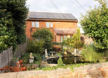 Thumbnail 3 bed semi-detached house for sale in All Saints Place, Wretton, King's Lynn